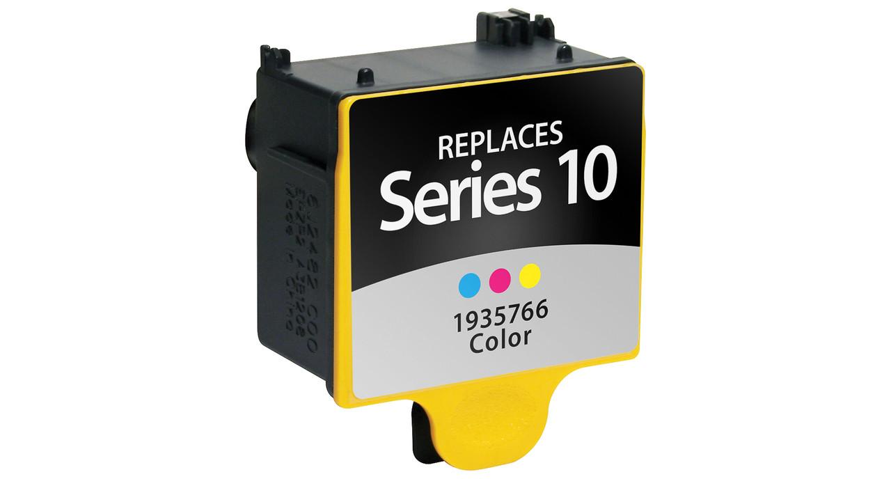 Kodak Series 10 Remanufactured Inkjet Cartridges Color