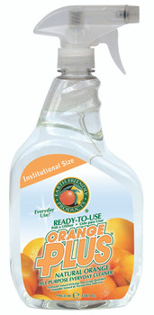 Orange Plus, All-Purpose Cleaner-Degreaser (PL9706/6) 6 pack of 32oz spray