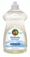 Earth Friendly Products Dishmate Manual Dishwashing Liquid