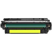 HP Laserjet CM4540 Remanufactured Toner Cartridge, Yellow