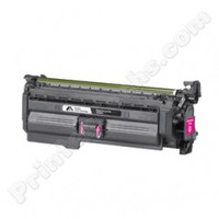 HP Laserjet CM4540 Remanufactured Toner Cartridge, Magenta