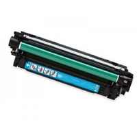 HP Laserjet M551N Remanufactured Toner Cartridge, Cyan