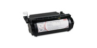 Lexmark Optra S Remanufactured Toner Cartridge, Black