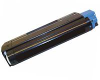 Okidata C5100N Remanufactured Toner Cartridge, Black