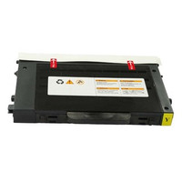 Xerox Phaser 6100 Remanufactured Toner Cartridge, Yellow