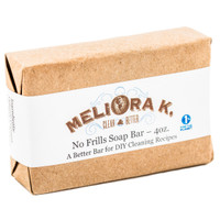 No Frills Soap Bar, 4 oz.