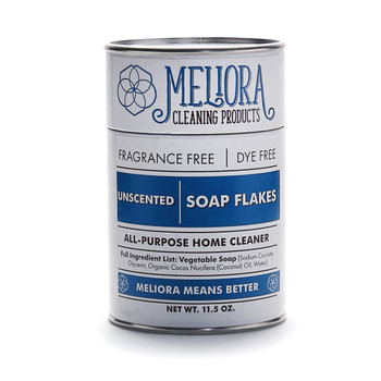 Meliora K. Really Grate Soap Flakes Front