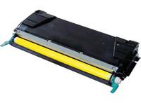 Lexmark C5242YH, Remanufactured Toner Cartridge Yellow