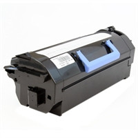 Dell 331-9756, Remanufactured Toner Cartridge Black (High Yield)