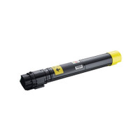 Dell 330-6139, Remanufactured Toner Cartridge Yellow