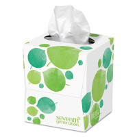 Seventh Generation 100% Recycled Facial Tissue, 4 Pack