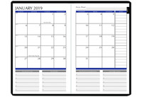House of Doolittle (HOD297-99) Monthly Productivity and Goal Planner 6.25 X 9.25 Inches