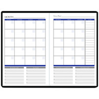 House of Doolittle (HOD597-99) Monthly Non-Dated Productivity and Goal Planner 6.25 X 9.25 Inches