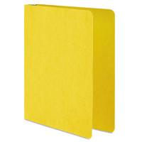 """Wilson Jones PRESSTEX Round Ring Binder, 1"""" Cap, Yellow, 2 Pack"""