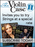 Try Strings Magazine at a special rate.
