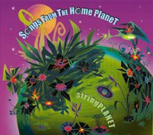 String Planet CD: Songs from the Home Planet, viola