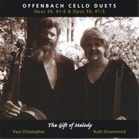 Offenbach Cello Duets CD