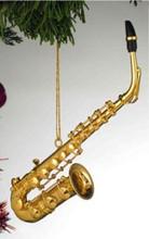 "5"" Saxophone ornament"