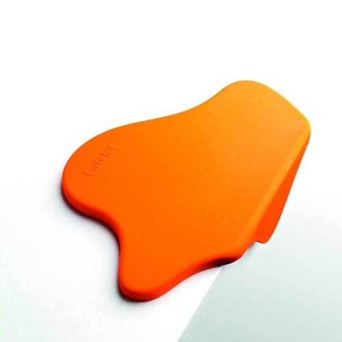 Cafelat Splat Coffee Tamping Mat Orange