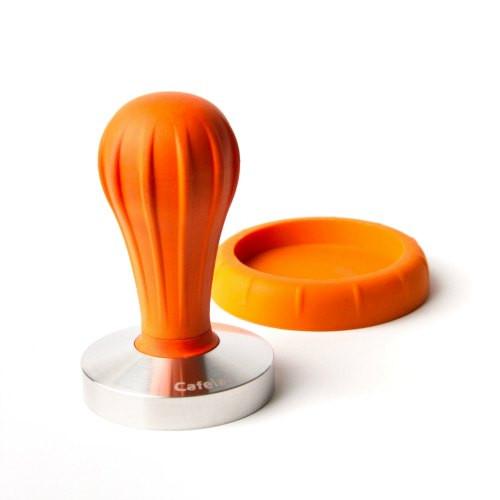 Cafelat Pillar Coffee Tamper 58mm Orange