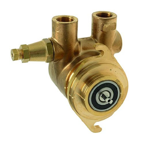 Rotary Vane Pump NUERT 150l 3/8GAS 2-bolt fitting Flat-shaft FAEMA CIMBALI