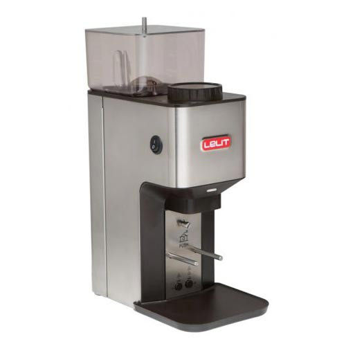LELIT William PL71 Doserless Stepless Grinder