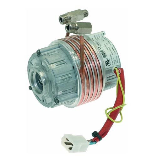 Motor RPM for Rotary Pump with Clamp Connection Water Cooled 330W 220V 50Hz Cable Connect