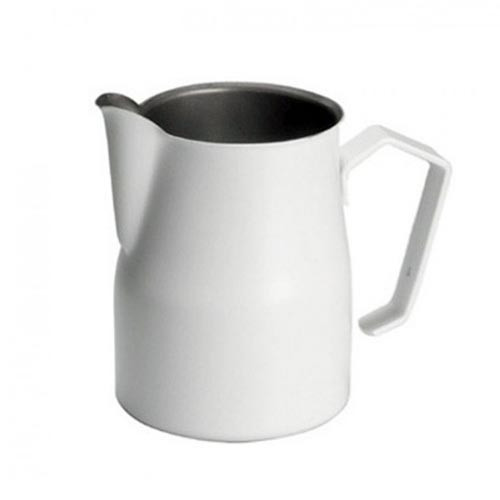 Motta Europa 500ml Milk Steaming Jug / Pitcher White