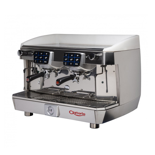 ASTORIA Core 600 TS Display SAE 2 Group Automatic 10.5 litre 4000w 20A Stainless