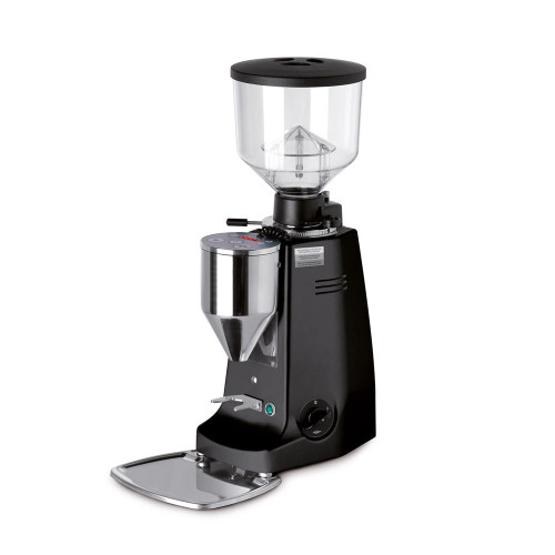 MAZZER Major Electronic Doser-less Coffee Grinder BLACK