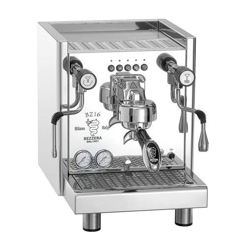 BEZZERA BZ16 DE 2.0 litre Volumetric Rotary Pump Plumbed Professional Espresso Coffee Machine
