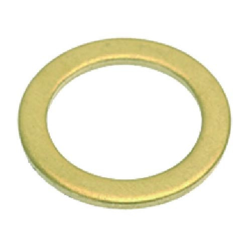 Brass washer 12 x 17 x 1