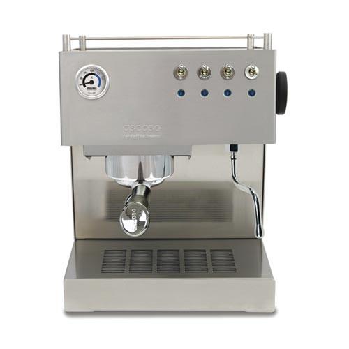 ASCASO Steel Uno Pro V3 Espresso Coffee Machine