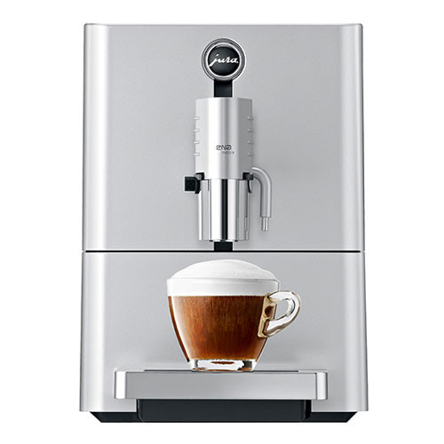 JURA Ena Micro 9 Silver Automatic Espresso Coffee Machine