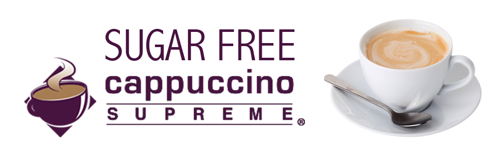 Sugar free cappuccino supreme