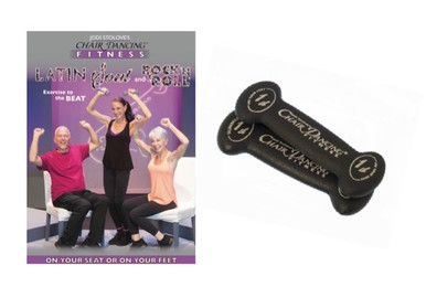 Latin Soul and Rock n Roll with 1lb. Slim Bells hand weights