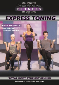 Sit or Stand for Express Toning Audio Download