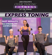 Express Toning Custom Audio CD