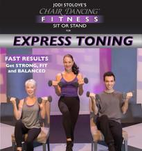 Express Toning Custom Audio CD