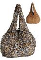 Leopard Bronze-Beige Solid