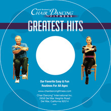 Chair Dancing's® Greatest Hits CD