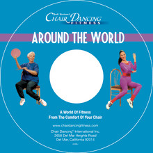 Chair Dancing® Around the World on Custom Audio CD