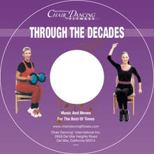 Chair Dancing® Through the Decades on Custom Audio CD