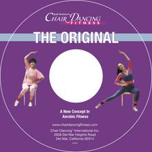 Chair Dancing® The Original Program on Custom Audio CD
