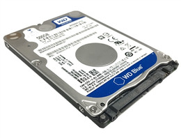 Western Digital 500GB WD5000LPCX SATA 6Gb/s 7mm Slim Hard Drive