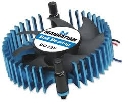 Manhattan Video Card Chipset 45mm Fan