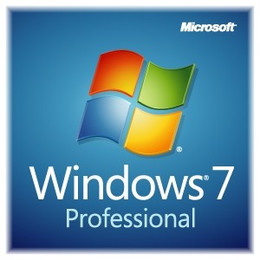 WINDOWS 7 PROFESSIONAL OEM 64BIT