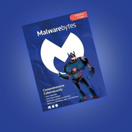 Malwarebytes Premium (1 Device) 1 Year License