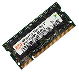 Hynix 2GB DDR2 PC2-6400 800MHZ Sodimm Laptop Memory