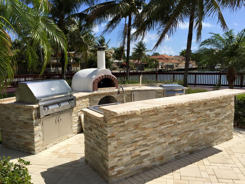 The Ultimate Alfresco Outdoor Kitchen The Bbq Depot